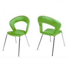 The Edna dining chair from Actona - http://iconafurniture.co.uk/dining-chairs/449-edna-dining-chair.html#.VQ_BWKNFCM8
