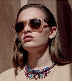 Óculos de sol   Aposte nas principais tendências. #Parfois