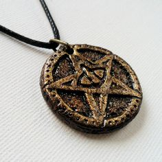 H.P. Lovecraft | Elder Sign Necklace