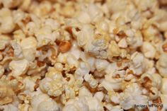 Maple Butter Popcorn | Recipes We Love
