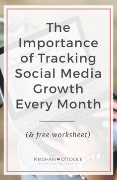 http://social-media-strategy-template.blogspot.com/ Tracking Social Media Growth (& Free Tracking Sheet)