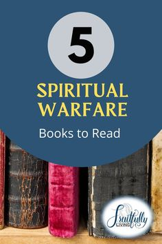 If you want to get smart on spiritual warfare, here are my five book recommendations and the reasons why. These spiritual warfare books will help give you a scriptural understanding of spiritual warfare as well as give you practical advice based on the experience of the authors. Christian Marriage, Christian Music, Christian Living, Christian Life, Christian Quotes, Love Your Family, Love Your Life, Book And Magazine, Spiritual Warfare
