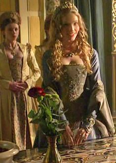 Katherine Howard as played by Tamzin Merchant