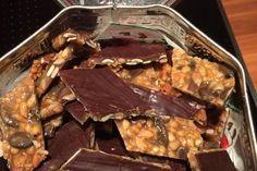 Florentiner ohne kandierte Früchte, ein tolles Rezept aus der Kategorie Kekse & Plätzchen. Bewertungen: 151. Durchschnitt: Ø 4,5.