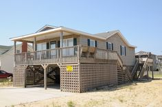 Kitty Hawk Vacation Rental: Buddy's Place 791 |  Outer Banks Rentals