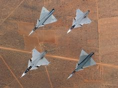 South African Air Force Cheetahs (outside) and Royal Swedish Air Force Saab JAS 39 Gripens (inner pair). Military Jets, Military Aircraft, Zeppelin, Modern Fighter Jets, Saab Jas 39 Gripen, South African Air Force, Delta Wing, Air Fighter, Jet Plane