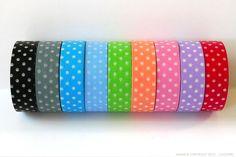 Chugoku Washi Tape - Polka Dots $2.00