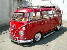 Autos con historia 18: Volkswagen Kombi - Taringa!
