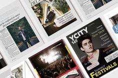 Ejemplo de presentación de algunas páginas de la plantilla. Polaroid Film, Learning, Frame, Design, Magazine Template, Editorial Design, Picture Frame, Studying