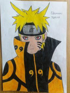 """""""Se per essere saggio devo rinunciare a tutto ciò in cui credo...allora preferisco essere un folle"""" -Naruto Uzumaki"""