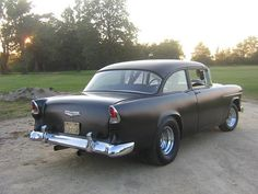 55 chevy | 55 chevy gasser | Flickr - Photo Sharing!