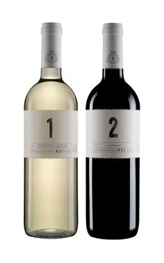 Fibonacci's Wine on Packaging of the World - Creative Package Design Gallery