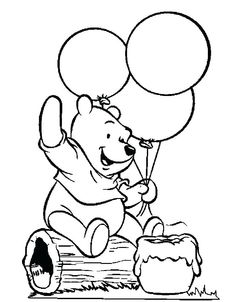 free birthday balloons coloring page birthday balloons coloring