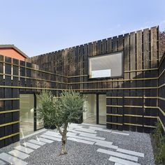 Gallery of House in Corsier / bunq architectes - 1