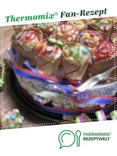 """Fantakuchen - oder: Das etwas """"andere Eis"""" zum Kindergeburtstag von Sarah Tautz. Ein Thermomix ® Rezept aus der Kategorie Backen süß auf www.rezeptwelt.de, der Thermomix ® Community."""