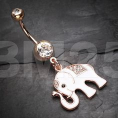 Hey, I found this really awesome Etsy listing at https://www.etsy.com/listing/478642841/rose-gold-maharajas-elephant-sparkle