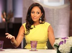 Tamera Mowry-Howsley on Why She Waited Until 29 To Lose Virginity Hard Working Women, Working Woman, The Real Talk Show, Tia And Tamera Mowry, Natural Hair Styles, Long Hair Styles, Celebs, Celebrities, Actors & Actresses