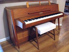 Baldwin Acrosonic piano