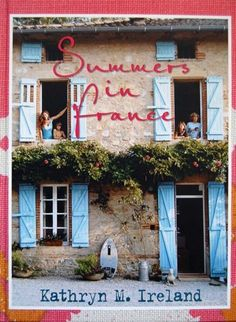 Inspiring & dreamy book, If you can't move to France and restore a villa, then this book will let you imagine that life!