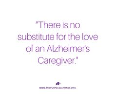 Purple Elephant is a nonprofit organization that is changing the way young people think about Alzheimer's disease on a global scale. Alzheimers Quotes, Caregiver Quotes, Purple Elephant, Alzheimers Awareness, Sayings, Board, Tips, Lyrics, Advice