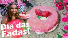 Dia das Fadas ★ Fairy Day ★ Como fazer festa de fada
