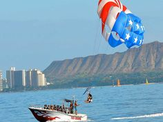 Experience the BEST that Hawaii has to offer in jet skis, parasailing, jet boats, and flyboarding! Book yours online today! Parasailing, Waikiki Beach, Honolulu Hawaii, Adventure Tours, Power Boats, Jet Ski, Beautiful Birds, Trip Advisor, North America