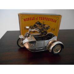 side moto Sunbeam 1914 - Greg' s boutique