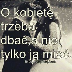 i odwrotnie ... Romantic Quotes, Love Quotes, Quotations, Qoutes, Cute Gif, Humor, Good Mood, Motto, Texts