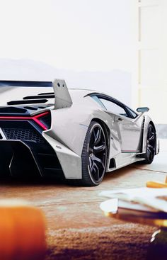 #Lamborghini #Veneno - What a behind! #Italian #SuperCars #Speed #Style #Cars #CarShowSafari