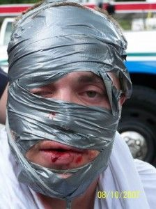 34 Ways To Use Duct Tape For Survival