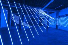 spectacular light installation keith lemley @ minimal exposition