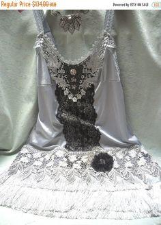 30% OFF  June Sale FLAPPER 1920s Gatsby Downton Abbey by pinkpurse