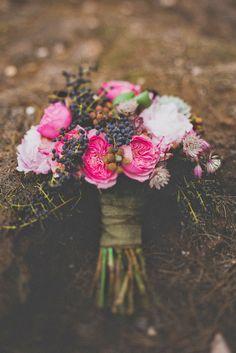 Pink and purple wedding bouquet #wedding #bouquet #floral