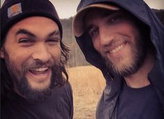 You probably didn't need validation that Madison Bumgarner's just about the coolest guy on the planet. But here's more: He spent the last few days hanging out with Khal freaking Drogo from Game of Thrones.