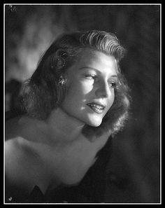 Rita Hayworth ~ 1947 by Horst