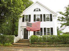 Susan Branch's home on Martha's Vineyard