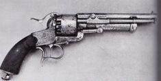 Lemat revolver, 1st model