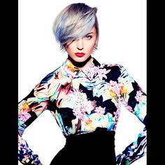 Toni & Guy Artelier education collection 2012/2013 - hair by International Artistic Directors Richard Mannah and Jayson Gray - #ToniAndGuy