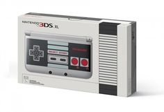 Nintendo Releases New NES-Themed 3DS XL And Oh So Much Yes Please - It's-a me, your drained bank account!