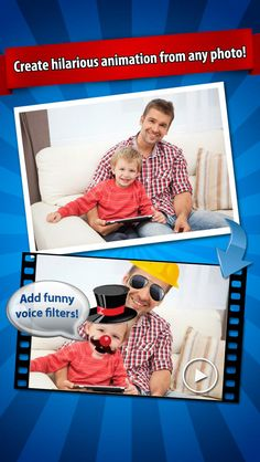 iFunFace Pro - Create Funny HD Videos From Photos Fun Face by DryGin Studios gone Free