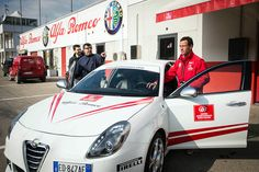 Alfa Romeo Driving Day at Varano Circuit - Part 2 Driving Courses, Alfa Romeo, Circuit, Passion, Green