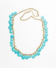 Lovely! And on sale...$25!  http://amandarobert.noondaycollection.com/sale/dewdrop-necklace