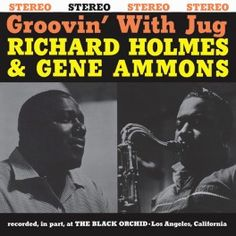 Richard+Holmes+&+Gene+Ammons+Groovin'+With+Jug+LP+Vinil+180g+Pure+Pleasure+Steve+Hoffman+Pallas+2009+EU+-+Vinyl+Gourmet