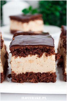 Ciasto kawowy puszek - I Love Bake Polish Desserts, Cake Recipes, Dessert Recipes, Baked Goods, Tiramisu, Food And Drink, Cooking Recipes, Sweets, Bread