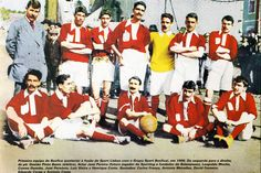 Benfica, 1908