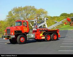 Plunske's Towing In Connecticut. Mack Trucks, Tow Truck, Semi Trucks, Cool Trucks, Big Trucks, Car Hauler Trailer, Towing And Recovery, Truck Transport, Rescue Vehicles