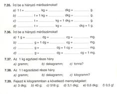 Tömegmérés - infomatek.lapunk.hu Thing 1, Math Equations, Education, Google, High School Graduation, Onderwijs, Learning