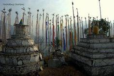 Tashiding, Sikkim, India