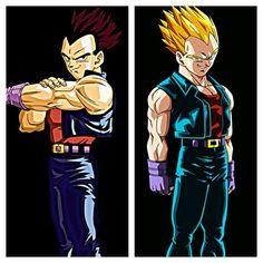 If we get Super Saiyan 4 Vegeta. I want GT Vegeta, too. Super Saiyan 4 Goku has his base form which is GT kid Goku. Kinda want Vegeta to have the same privilege. #SonGokuKakarot: