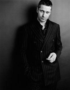 Gerard Butler ~ Great Suit